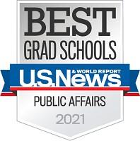 Best Schools Public Affairs Award