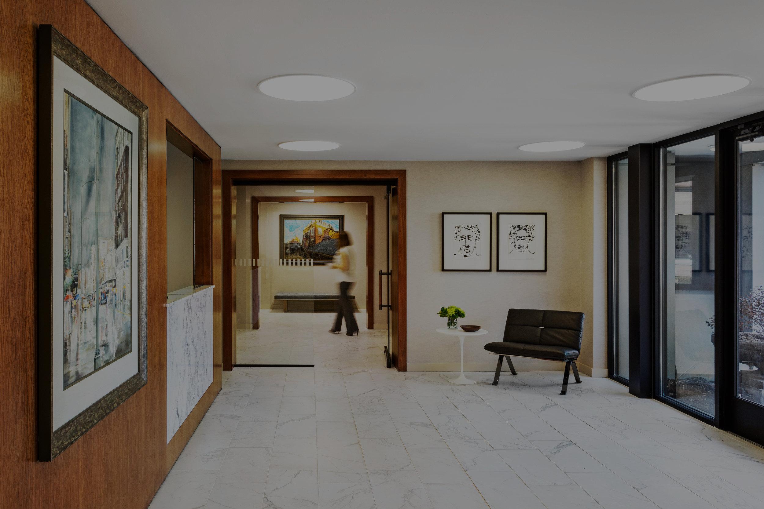 BSM lobby interior