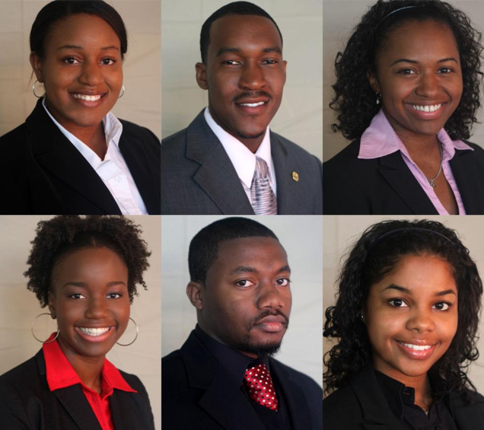 SBSLC 09 Executive Staff Headshots