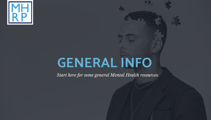 Mental Health Information