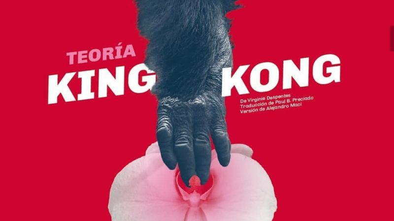 Teoría King Kong arrasó en el Cervantes