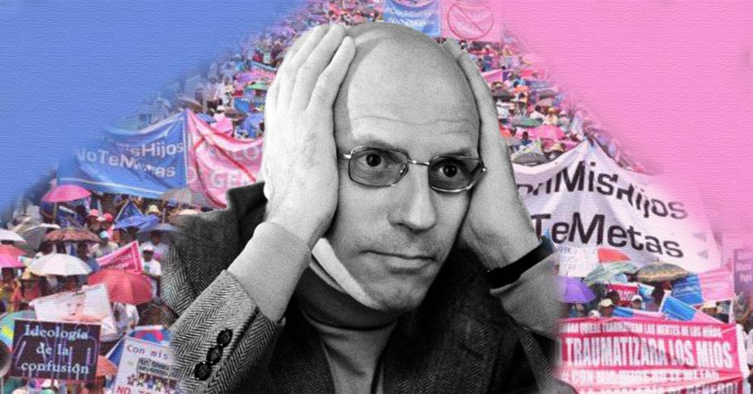 Prostitución, pedofilia, cementerios. ¿En qué se parecen la acusación de Sorman a Foucault con los movimientos Anti-derechos en Argentina?
