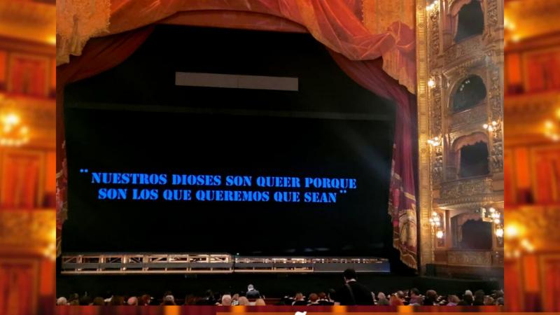 Theodora: libertad y coraje en el Teatro Colón