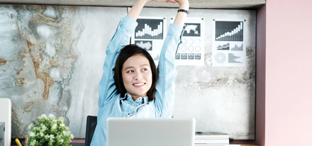 Desk Stretching Routine by Laura Pinkstaff Stretching is an important part of health and exercise. Stretching can clear your mind and relieve tension that builds from too much stress and […]
