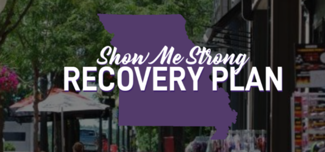 Are you looking for resources and information on COVID-19, please click on the link below. CLICK HERE Show Me Strong-Recovery Plan Information