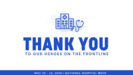 During National Hospital Week, we raise awareness of the importance of hospitals and health systems within their communities. We are asking our members to join in this effort to help […]