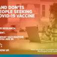 COVID-19 vaccines are arriving regularly in Missouri, and the state's vaccination plan is being implemented. MHA has compiled the following resources to help hospitals navigate their pivotal role as vaccinators. […]