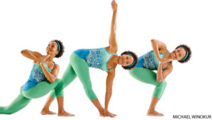 yoga toetouch