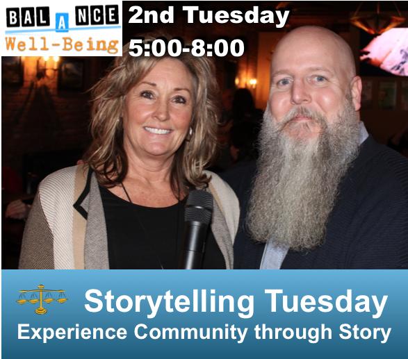 BalAnce Storytelling Tuesday @ Kelly O'Bryan's | Kelowna | British Columbia | Canada