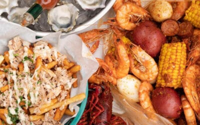 """Garden Grove Spotlight: Southern Hospitality at """"The Boiling Crab"""""""