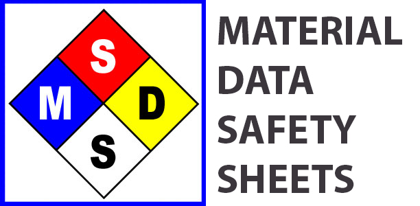 MSDS Material Safety Data Sheets