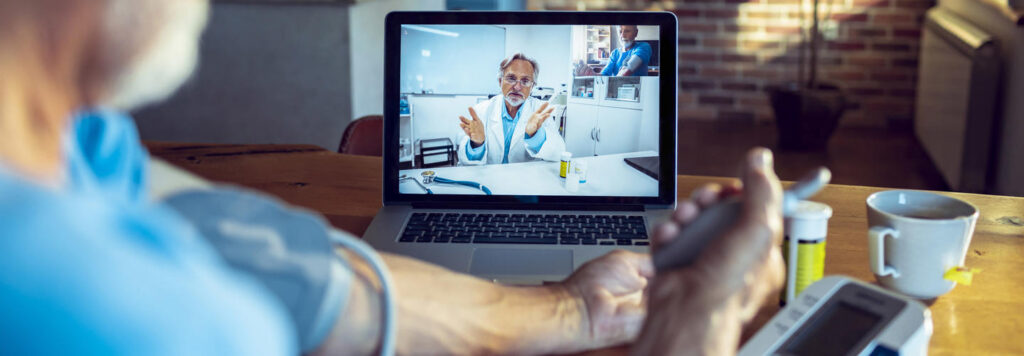 on-line healthcare