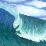 """""""Turks and Caicos Wave"""""""
