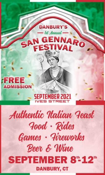 San Gennaro Street Festival in Danbury