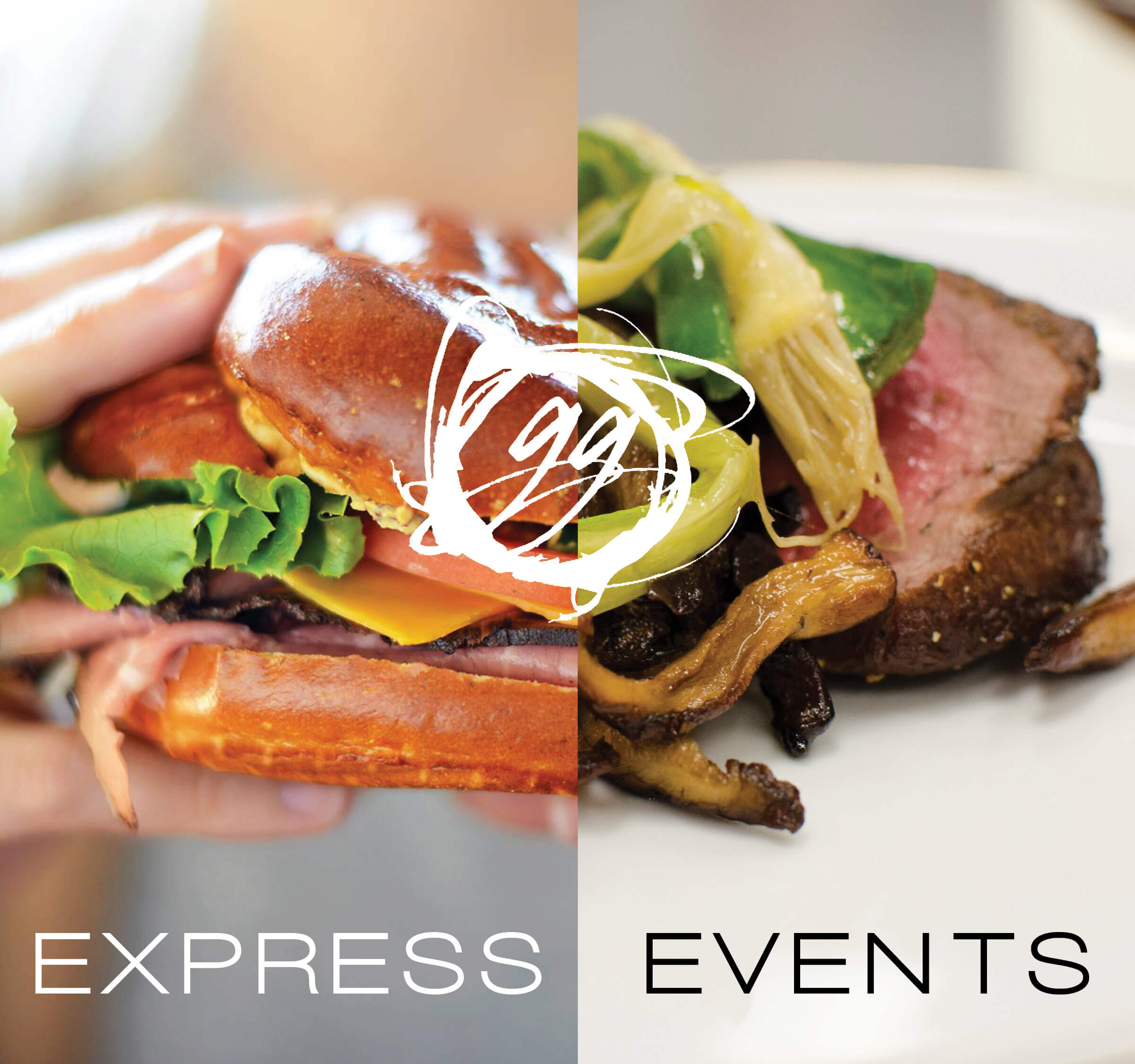 Express Events TriFold