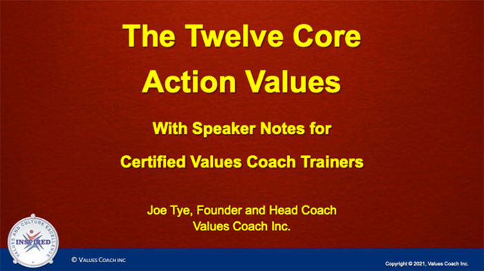 Master Slide Deck with Joe's Notes
