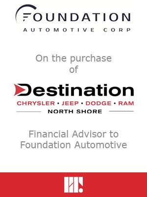 Foundation Auto