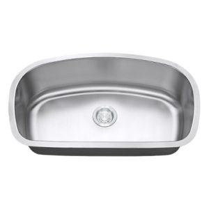Dakota Full D Bowl Sink
