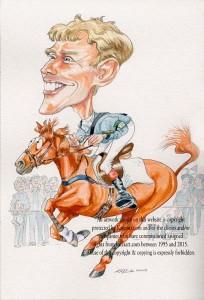 prolific winner major Horse Trials international