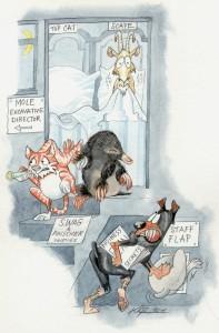 the company scapegoat veterinary column