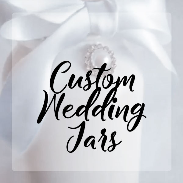 Match Wedding Color & Theme with Bride & Groom's Name Personalized!