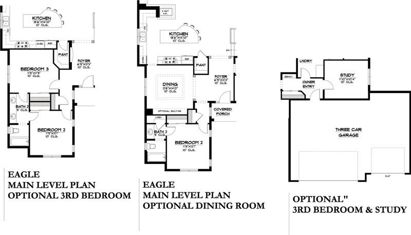 eagle model plan options