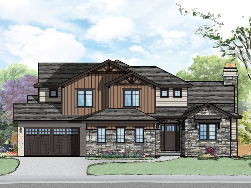 maybell model plan by sopris homes