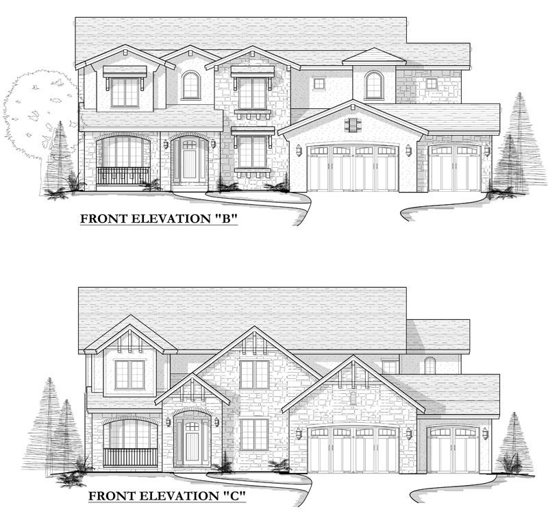sterling model elevation options