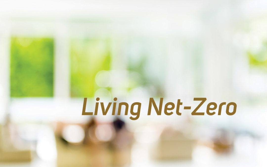 net zero living