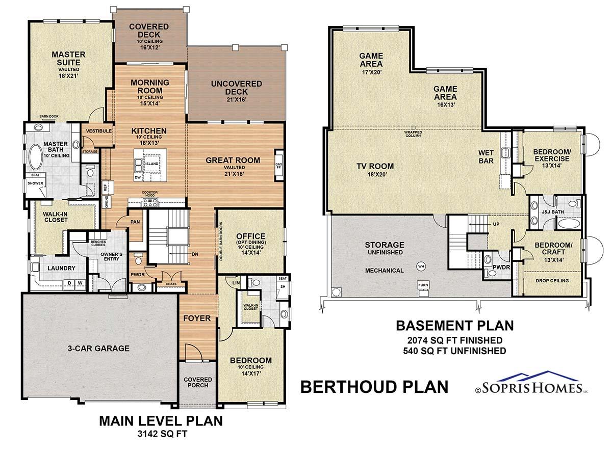 berthoud floor plan