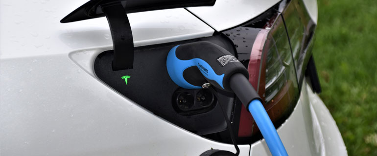 More EVs Means More Charging Stations