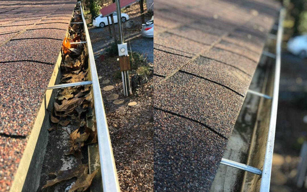 How Our Professional Gutter Cleaning Business Makes Your Gutters Shine