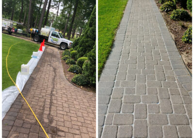 Paver Cleaning and sealing pros
