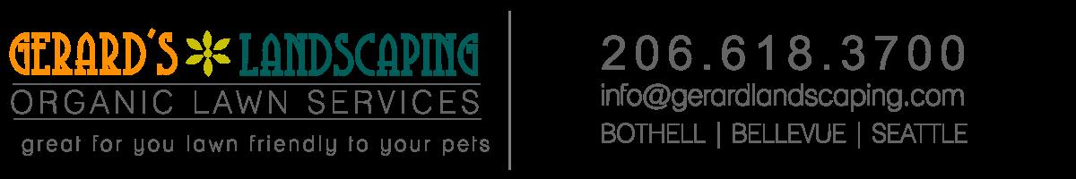 Gerard Landscaping Services Logo
