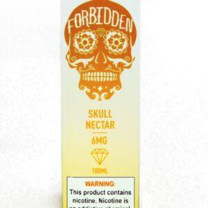 Forbidden Skull Nectar 6mg 100ml.