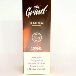 The Grind Karma 6mg 100ml