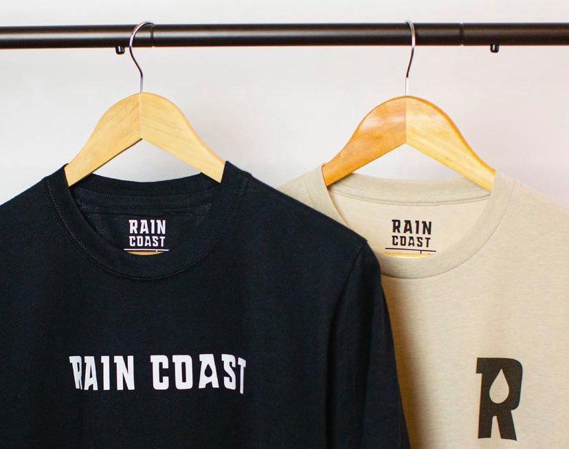 rain coast canada tees