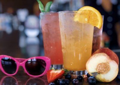Cocktails // Social Media // Truxton's