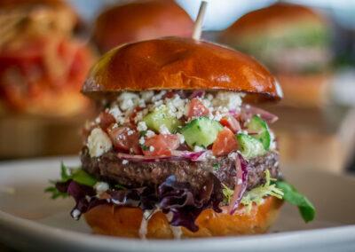 Hamburger // Social Media // Truxton's