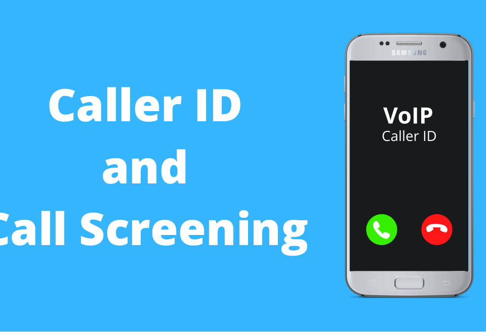 There are a number of advantages to using a VoIP business telephone system over the older generation of phone systems including Caller ID and Call Screening.