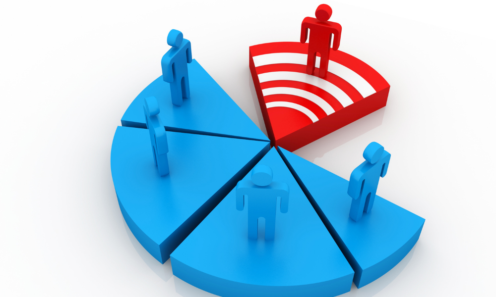 tips for effective B2B SaaS content marketing- speak to your target audience