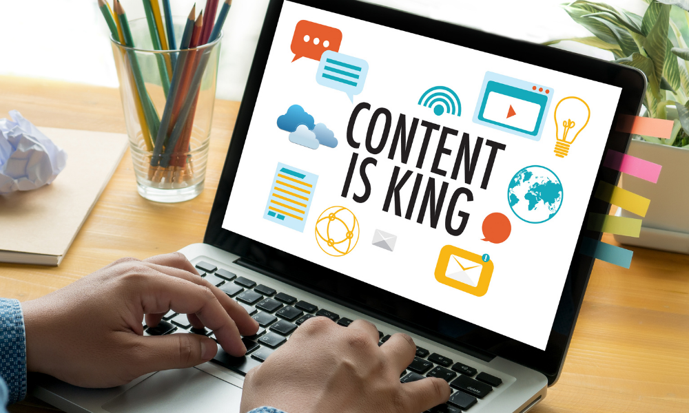 why content marketing is important for B2B SaaS companies