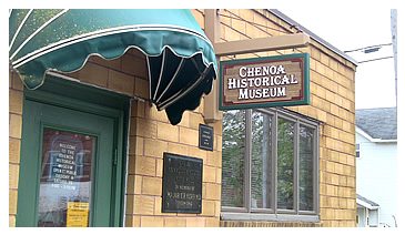Chenoa historical society museum photo 1-- for web page on Other Livingston county museums
