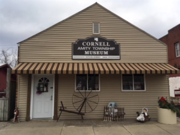 Cornell museum photo for web page on other Livingston County Museums