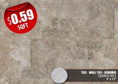 Equinox Noce Ceramic Tile