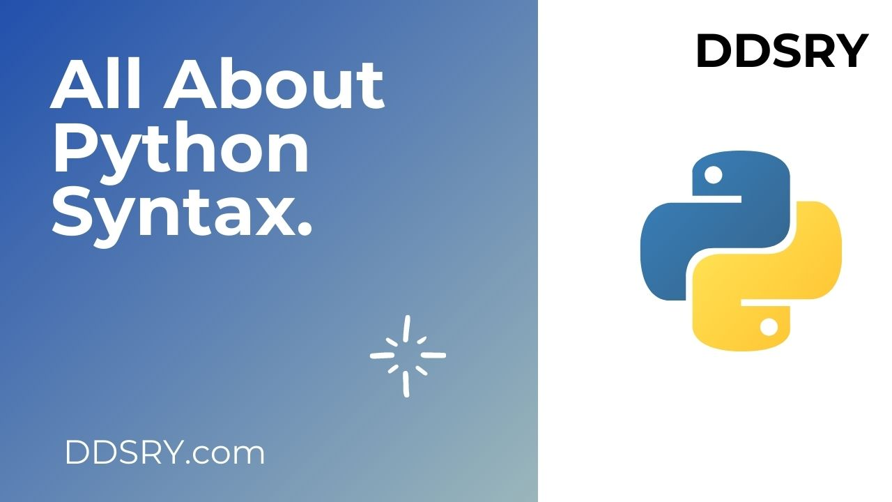 All About Python 3.9.5 Version Syntax (2021)