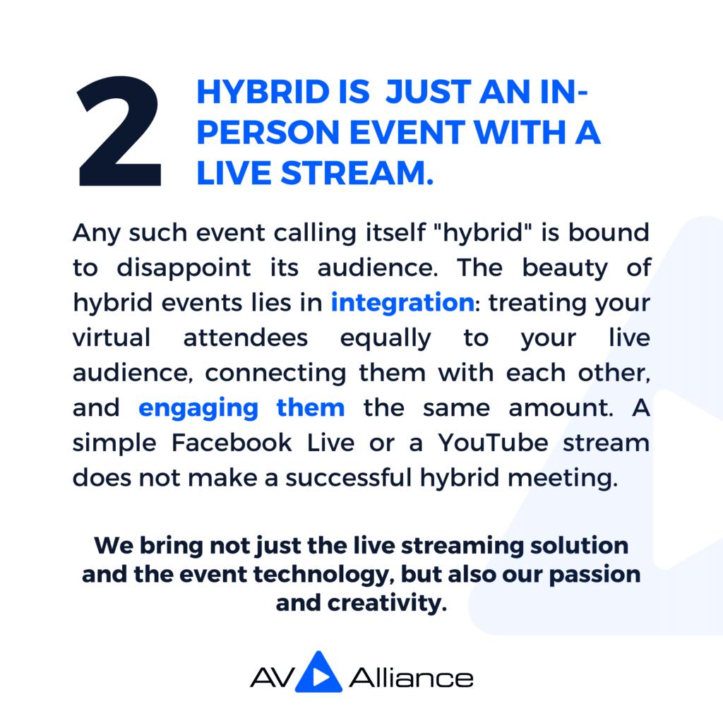Hybrid Myth #2