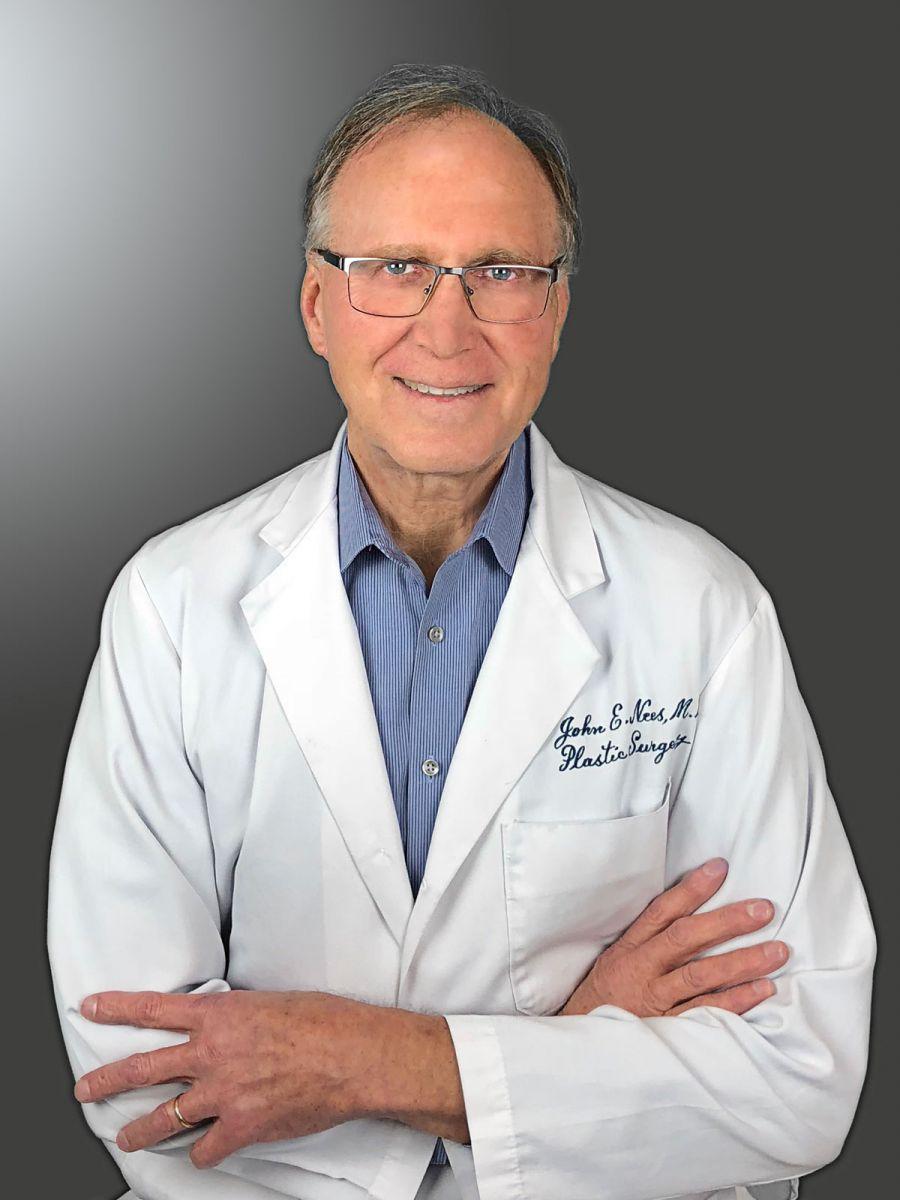 Dr. John Edward Nees, MD Plastic Surgeon in Boca Raton, FL