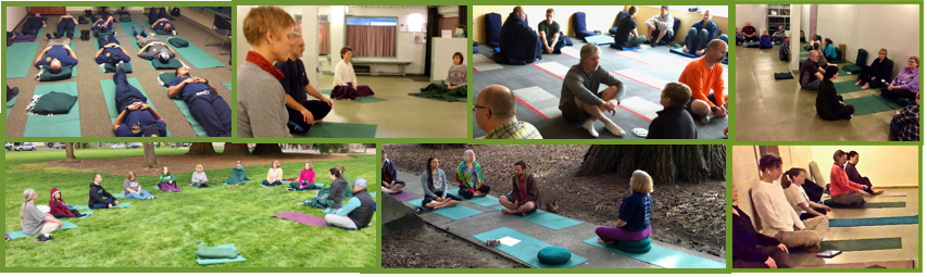 Shared Meditation Evenings Online this Fall @ The Stress Reduction Clinic & Yoga HIllsboro