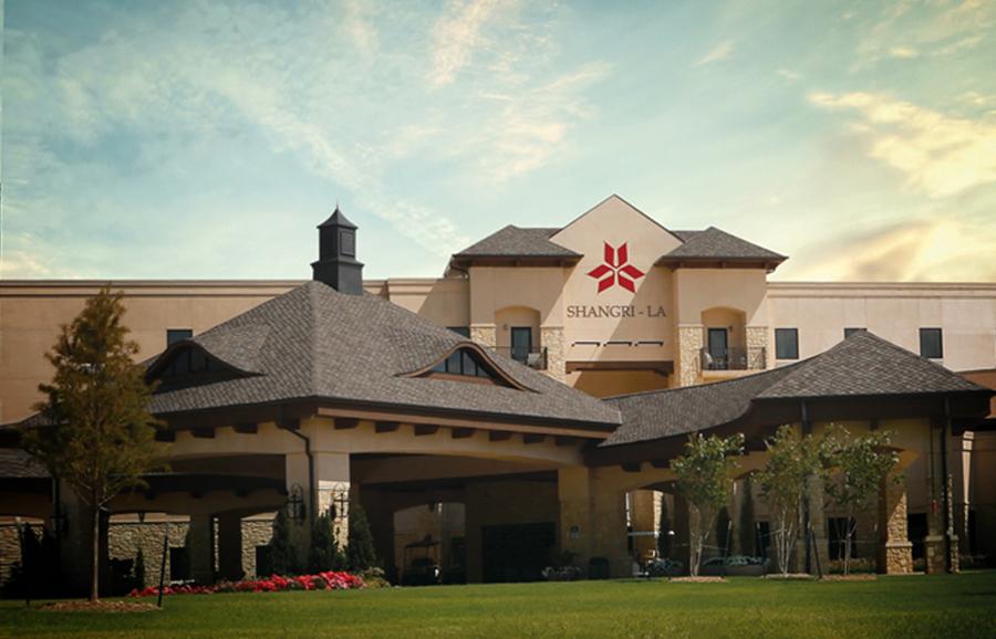 Resort Hotel in Oklahoma